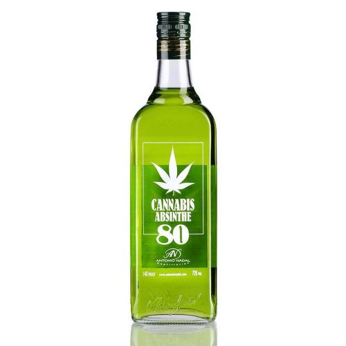 Assenzio Tunel Cannabis