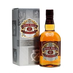 Chivas Regal 12 years Whisky 1L