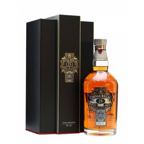 Whisky Chivas Regal 25 Anni