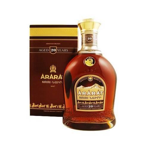 Brandy Ararat Nairi 20Y