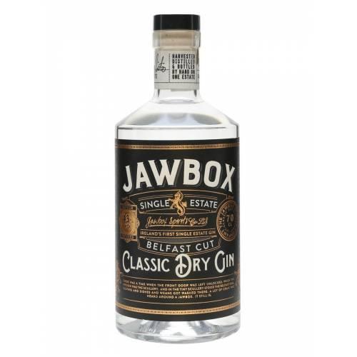 Jawbox Dry Belfast Cut Gin