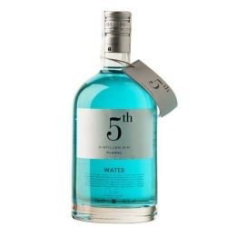 Gin 5Th Water Blu