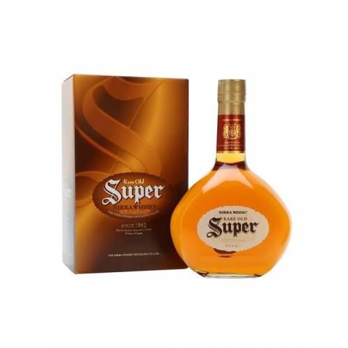 Whisky Super Nikka Rare Old
