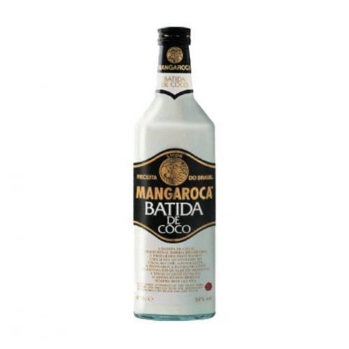 Liqueur Batida De Coco Mangaroca 1L