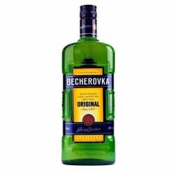 Liqueur Becherovka 1L