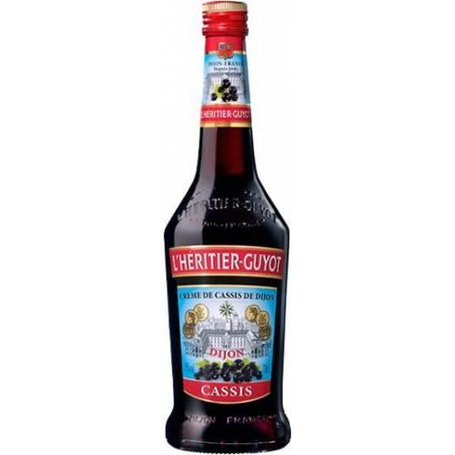 Liquore Creme De Cassis Guyot