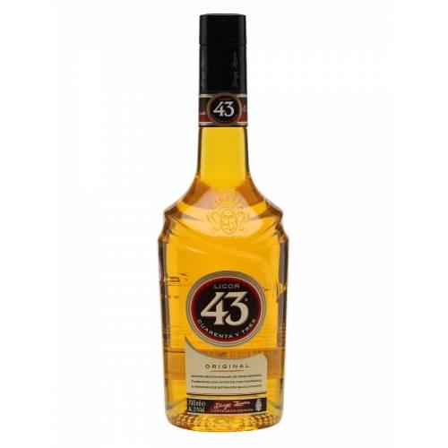 Liquore Licor 43