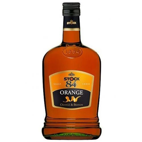 Liqueur Orange Stock84
