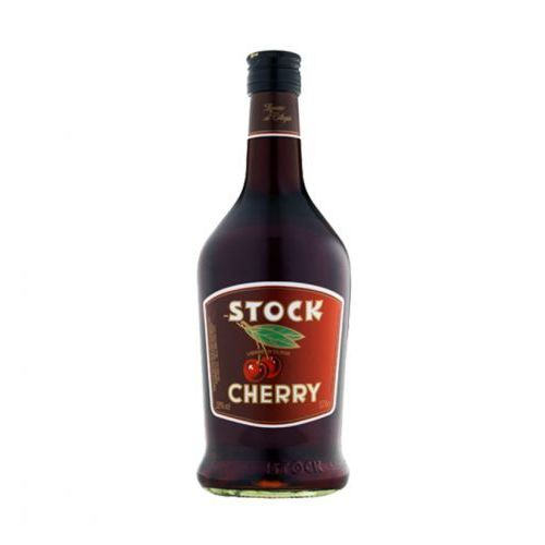 Liqueur Cherry Stock