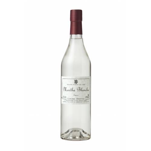Liqueur Briottet Menta Bianca