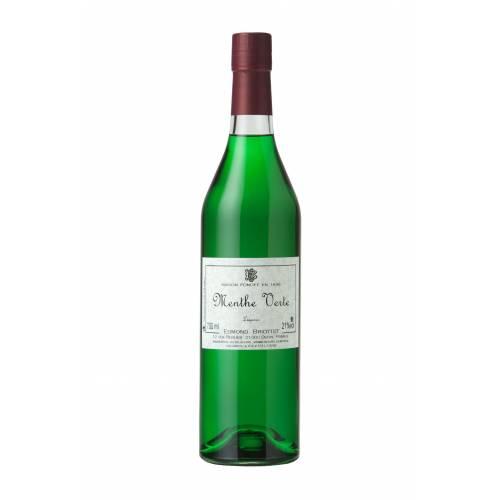 Liquore Briottet Menta Verde