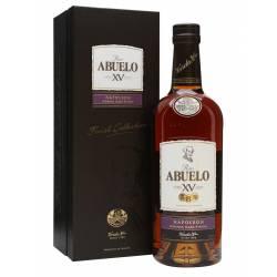 Rum Abuelo Cask Finish Xv Napoleon