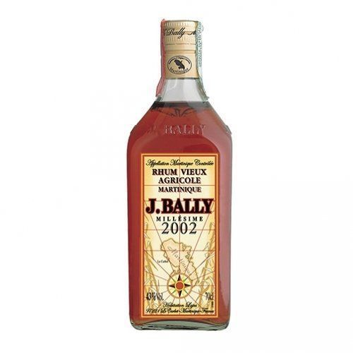 Rum Bally Millesime' 2002