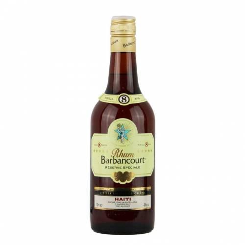 Rum Barbancourt 8Y - 5 Stelle