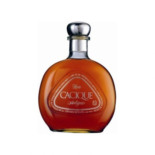 Rum Cacique Antiguo