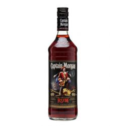 Rum Captain Morgan Black