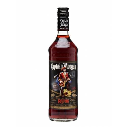 Rum Captain Morgan Black