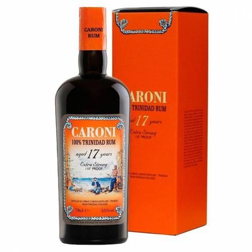 Rum Caroni 17Y
