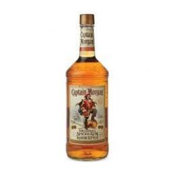 Rum Captain Morgan Spiced