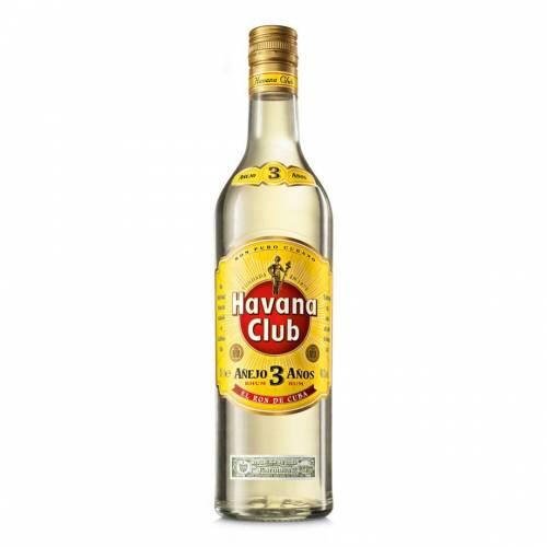 Rum Havana Club 3Y 1L