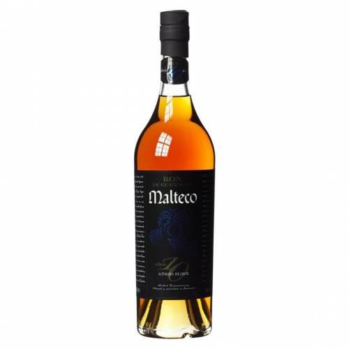 Rum Malteco ron 10Y Anejo Suave