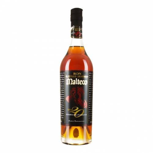 Rum Maltecoron 20Y Reserva Fundador