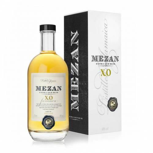 Rum Mezan Jamaica Xo