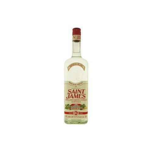 Rum Saint James Blanc 1L