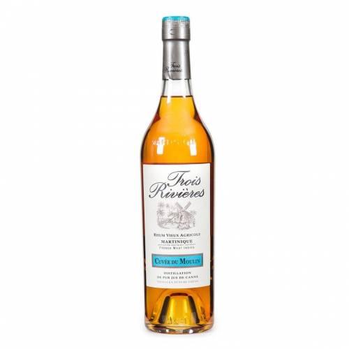 Rum Trois Rivieres Cuvee Du Moulin