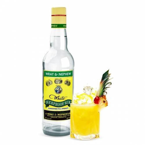 Rum Wray & Nephew Overproof