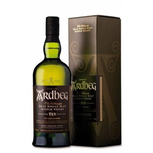 Whisky Ardbeg 10Y