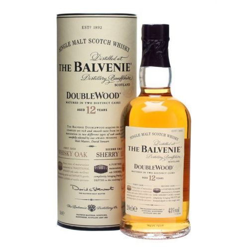 Whisky Balvenie 12Y Double Wood