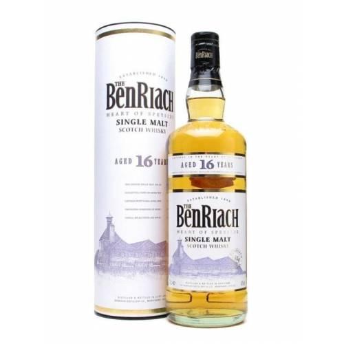 Whisky Benriach 16Y