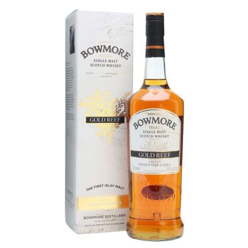 Whisky Bowmore Gold Reef