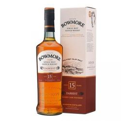 Whisky Bowmore 15Y Darkest