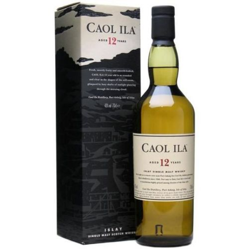Whisky Caol Ila 12Y