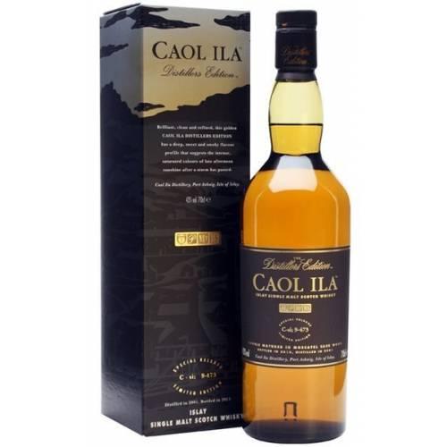Whisky Caol Ila Distillers Edition