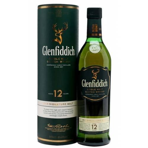 Whisky Glenfiddich 12Y 1L
