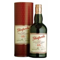 Whisky Glenfarclas 15Y