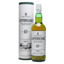 Whisky Laphroig 10 years 1L