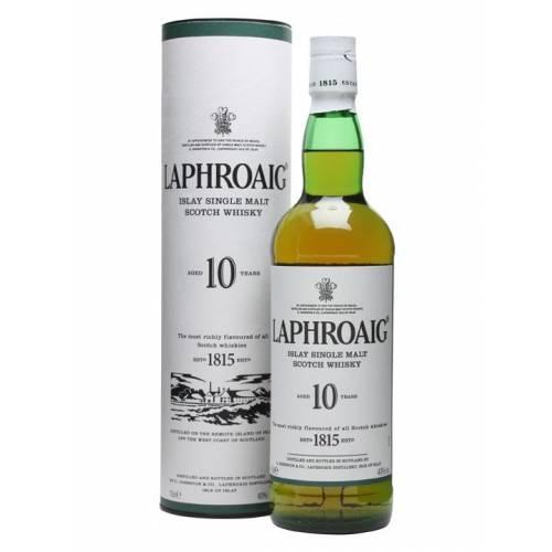 Whisky Laphroig 10 years 1L