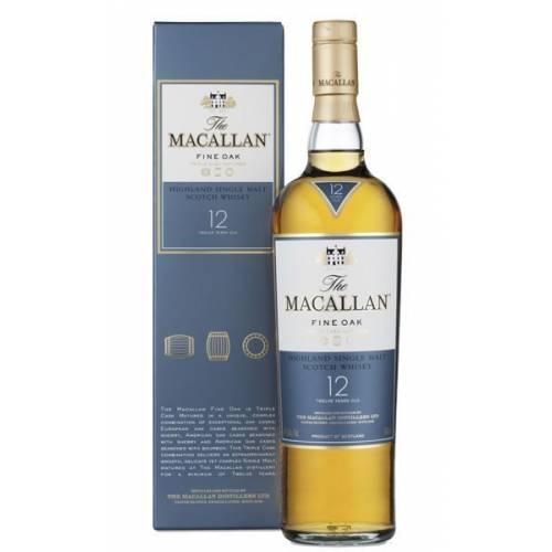 Whisky Macallan 12Y Double Cask