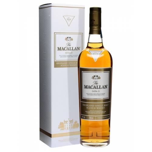 Whisky Macallan Gold Single Malt
