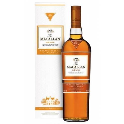 Whisky Macallan Sienna Single Malt