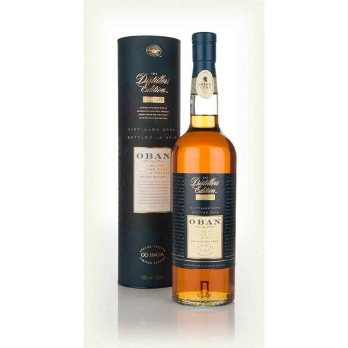 Whisky Oban The Distillers Edition 1999 - 2014