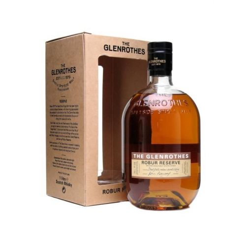 Glenrothes Robur Reserve Whisky 1L