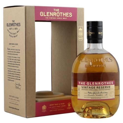 Whisky Glenrothes Vintage Reserve