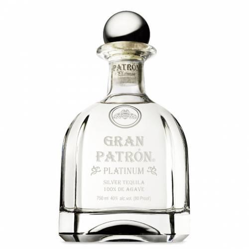 Tequila Patron Platinum