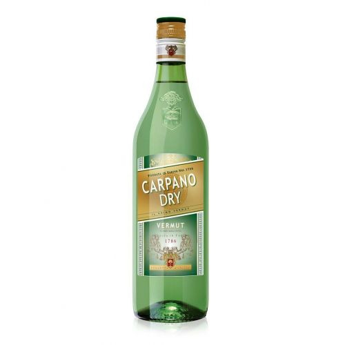 Vermouth Carpano Classico Dry 1L