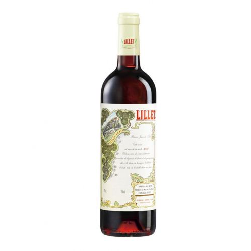 Lillet Rouge Reserve Vermouth